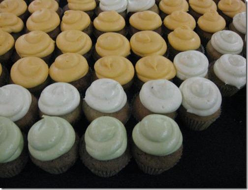 Mission Mini Cupcakes