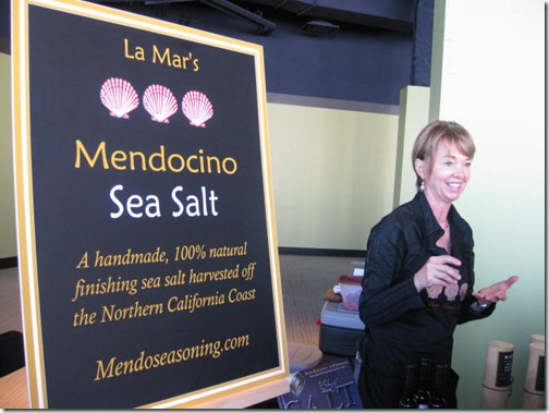 La Mar's Mendocino Sea Salt