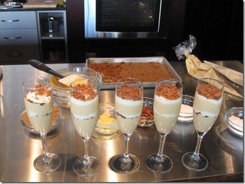 Pumpkin Spice Parfaits