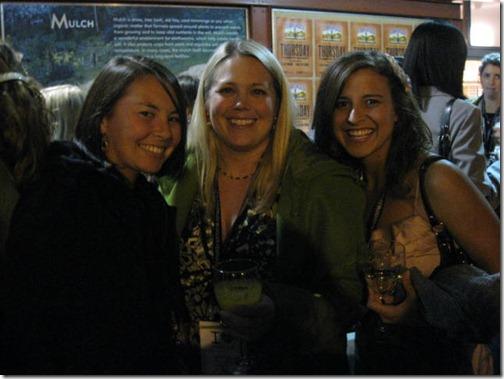 Melissa, Danica, Bobbi