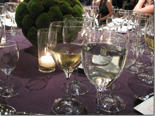 So many wine glasses to choose from :)