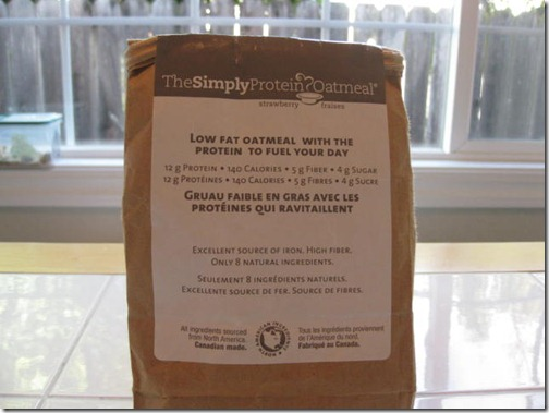 Simply Protein Oatmeal