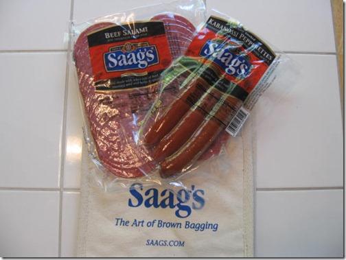 Saag Meats