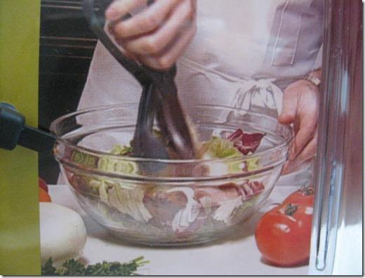 Salad scissors
