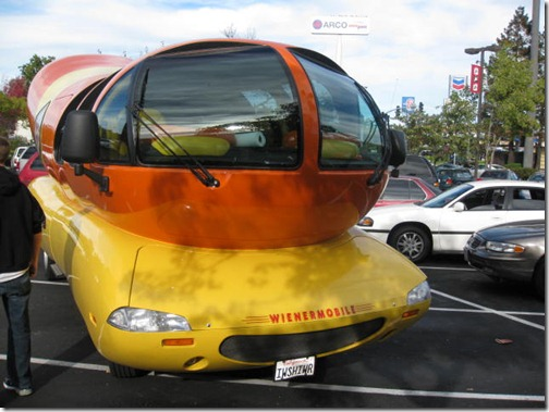 Oscar Meyer Wienermobile