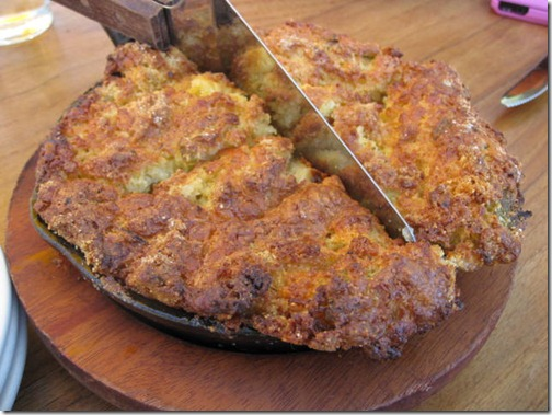 The BEST corn bread you will ever eat!