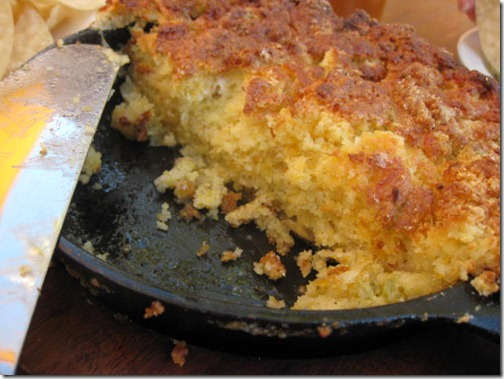 Skillete Corn Bread