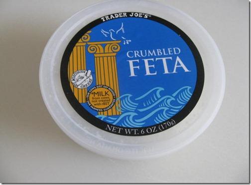 Crumbled Feta