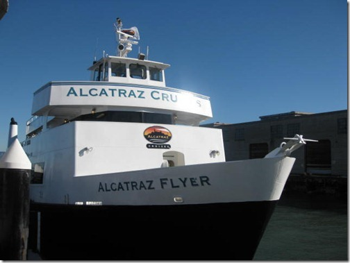 Alcatraz Flyer