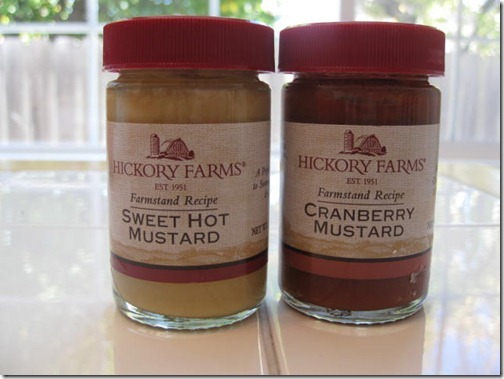 Hickory Farms Sweet Hot Mustard