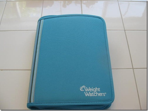 Weight Watchers Deluxe Kit 2011