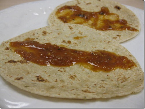 Salsa Tortillas