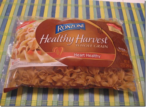 Ronzoni Healthy Harvest