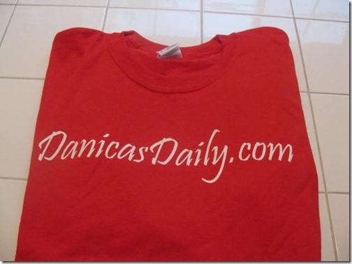Danica's Daily Tees