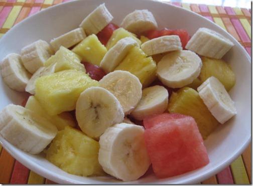 0 Point Fruit Salad