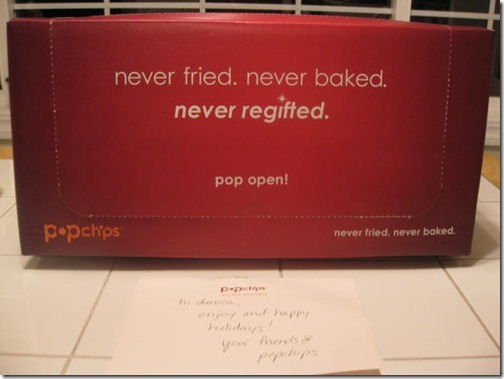 Popchips case