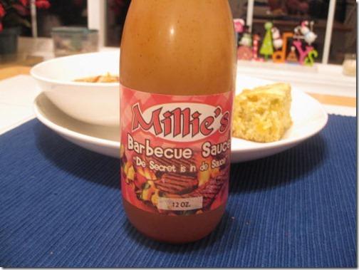 Millie's Caribbean BBQ Sauce