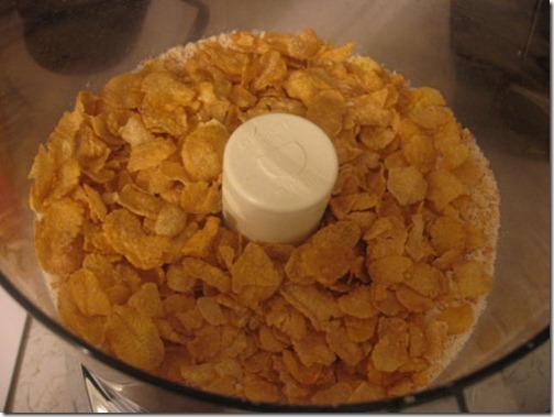 corn flake crust