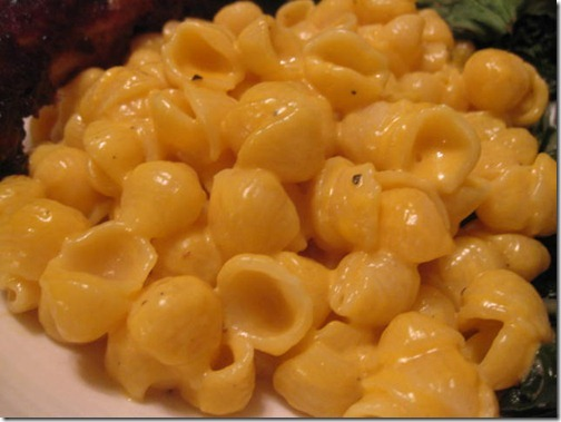 Cheesy Macaroni and Cheese