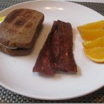 Weight Watchers Egg Sandwich