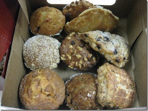 Panera Muffins