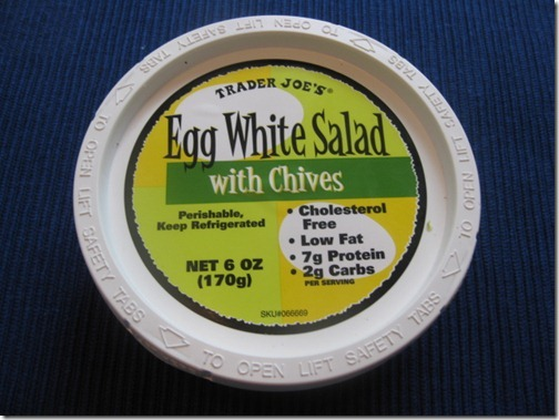 Trader Joe's Egg White Salad