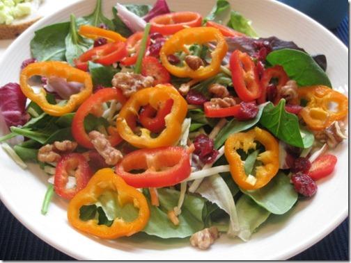 crunchy salads
