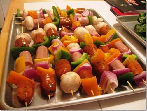 Sausage and pepepr recipes