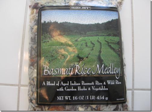 trader joe's basamati rice
