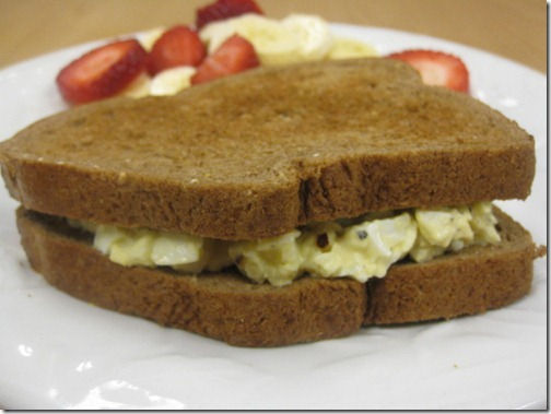 egg salad sandwich recipes