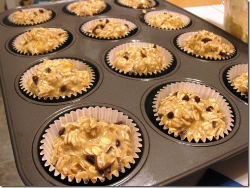 Green Lite Bites Baked Oatmeal Cups