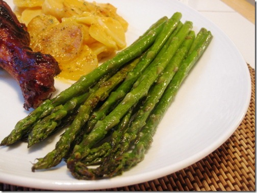 weight watchers asparagus recipes