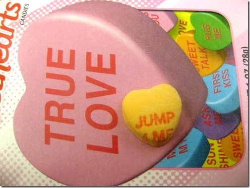 conversation hearts error messages