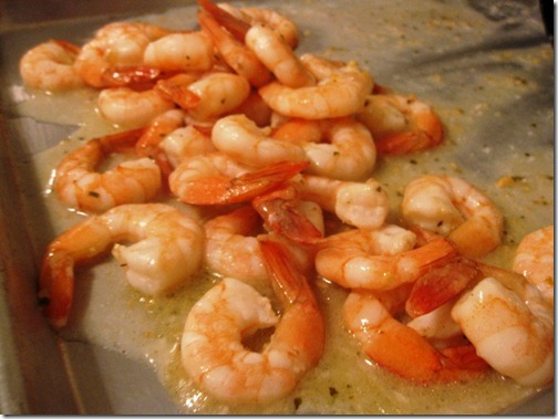 how to roast shrimp