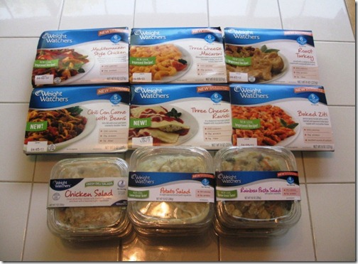 Weight Watchers Fresh Meals Reviews