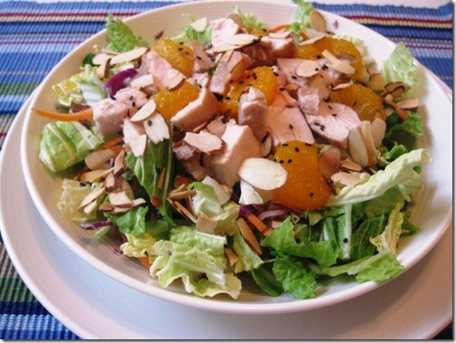 Healthy Chinese Chicken Salad Recipes