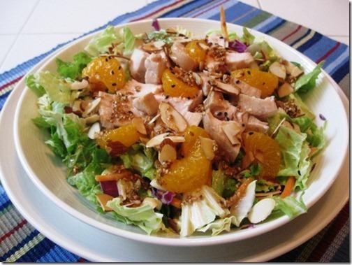 Ellie Kriger's Savory Chinese Chicken Salad