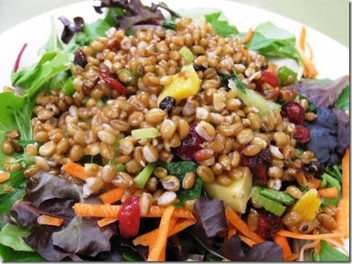 How to use wheat berries