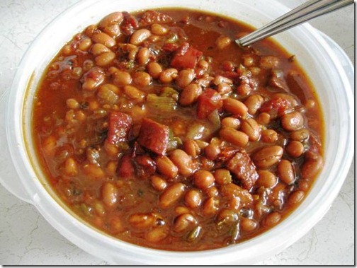 crockpot baked bean recipes