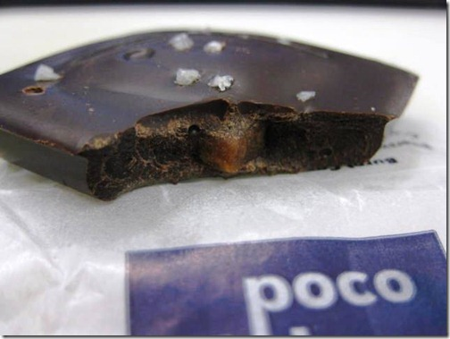 poco chocolate