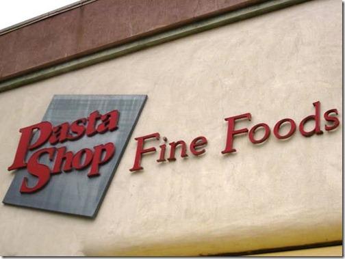Pasta Shop Berkeley, Ca