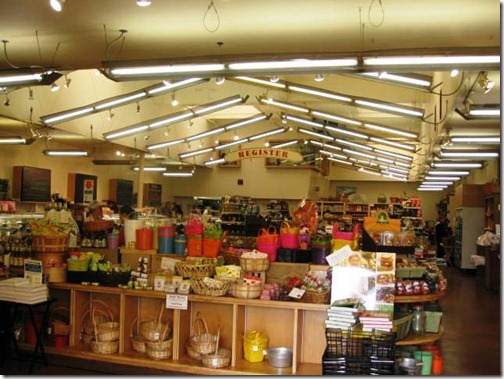 gourmet foods store