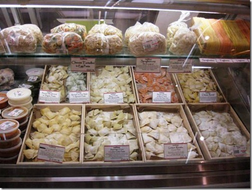 where to buy homemade pasta in berkeley, ca