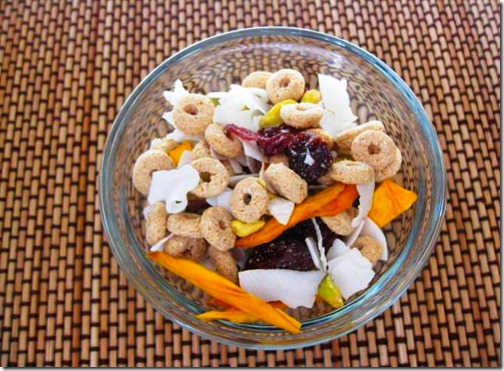 weight watchers trail mix recipes