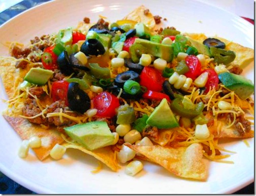 weight watchers nacho recipes