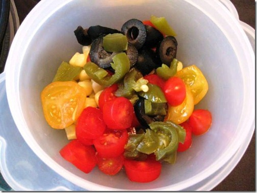 mexican food toppings