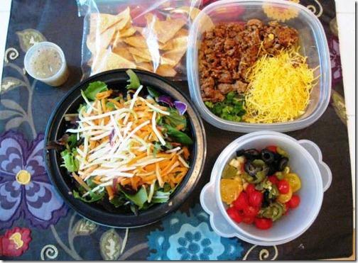 weight watchers quick lunch ideas