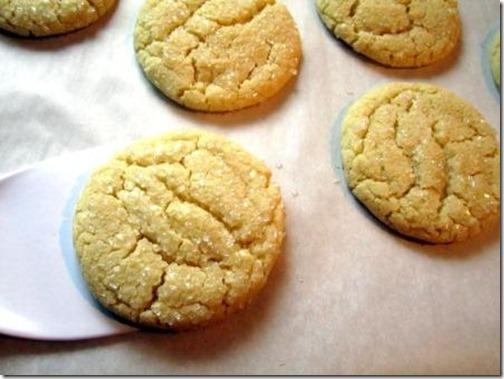 Crackle Sugar Cookies