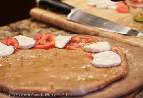 Pizza Margherita 027
