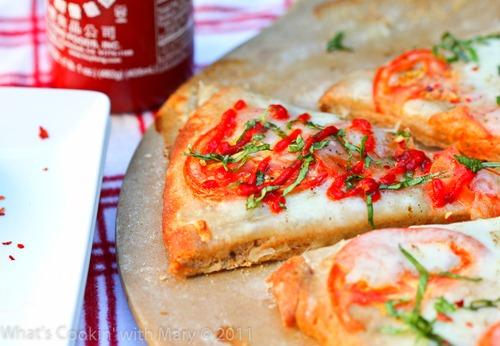 WM Pizza Margherita